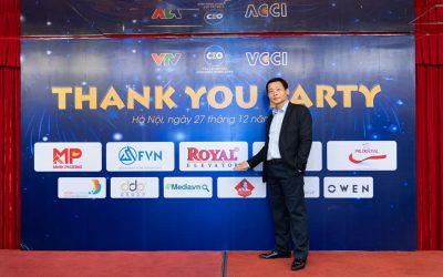 ROYAL ELEVATOR ĐỒNG HÀNH CÙNG CEO CHÌA KHÓA THÀNH CÔNG ĐÓN CHÀO NĂM MỚI 2020 !
