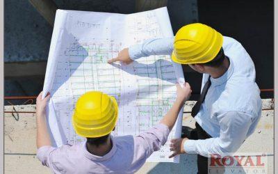 Giám sát xây dựng hố thang